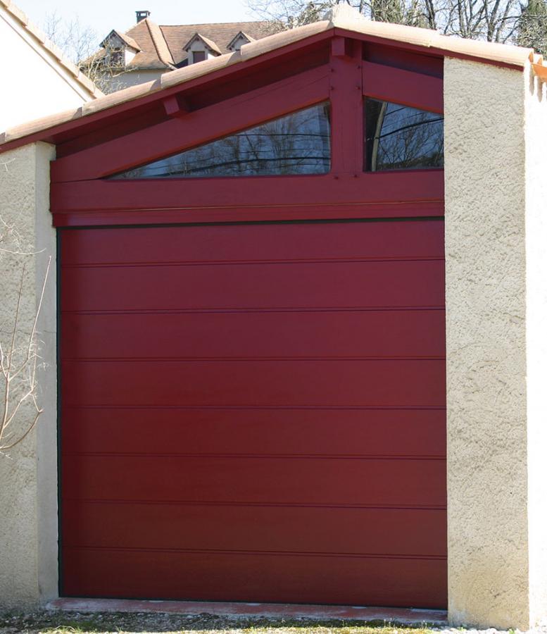 Porte de garage sectionnelle limoges