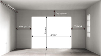 comment poser une porte basculante de garage bois eco. Black Bedroom Furniture Sets. Home Design Ideas