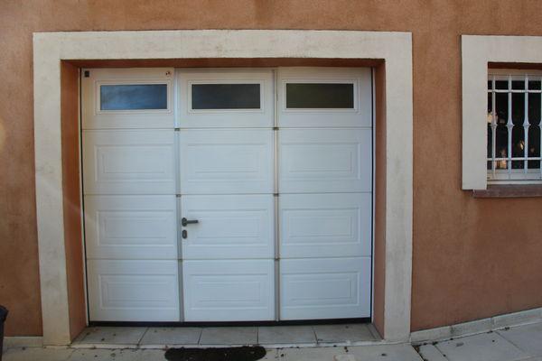 Porte de garage d occasion