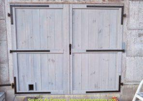 castorama porte de garage coulissante bois eco. Black Bedroom Furniture Sets. Home Design Ideas