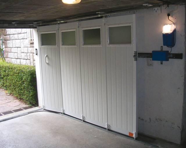 Porte de garage sectionnelle nantes