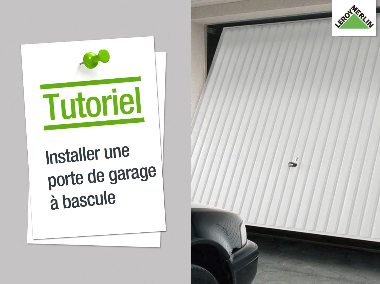 Comment installer kit isolation porte de garage