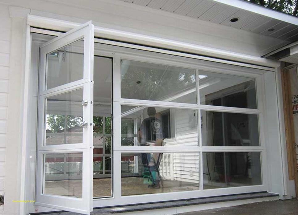 comment remplacer une porte de garage par une fenetre. Black Bedroom Furniture Sets. Home Design Ideas