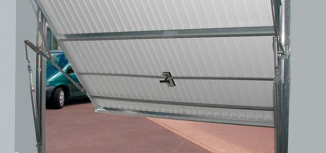 Video montage porte de garage basculante