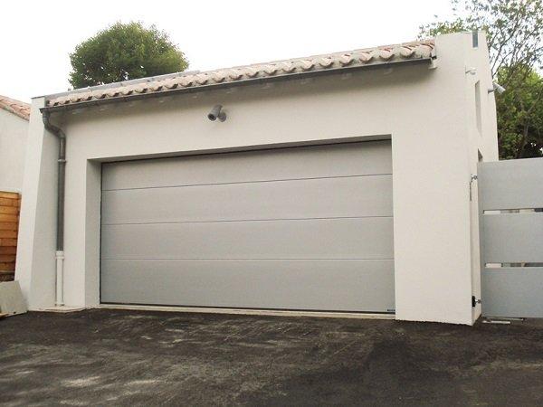 Porte garage 3m de haut