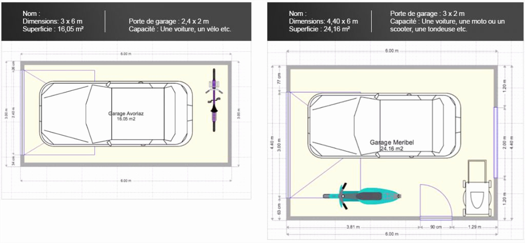 taille standard de porte de garage bois eco. Black Bedroom Furniture Sets. Home Design Ideas