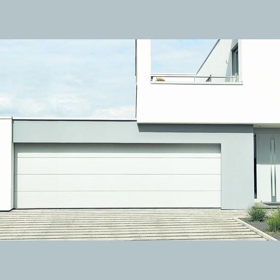 Porte de garage 4 metre bois eco - Porte garage 3 metres ...