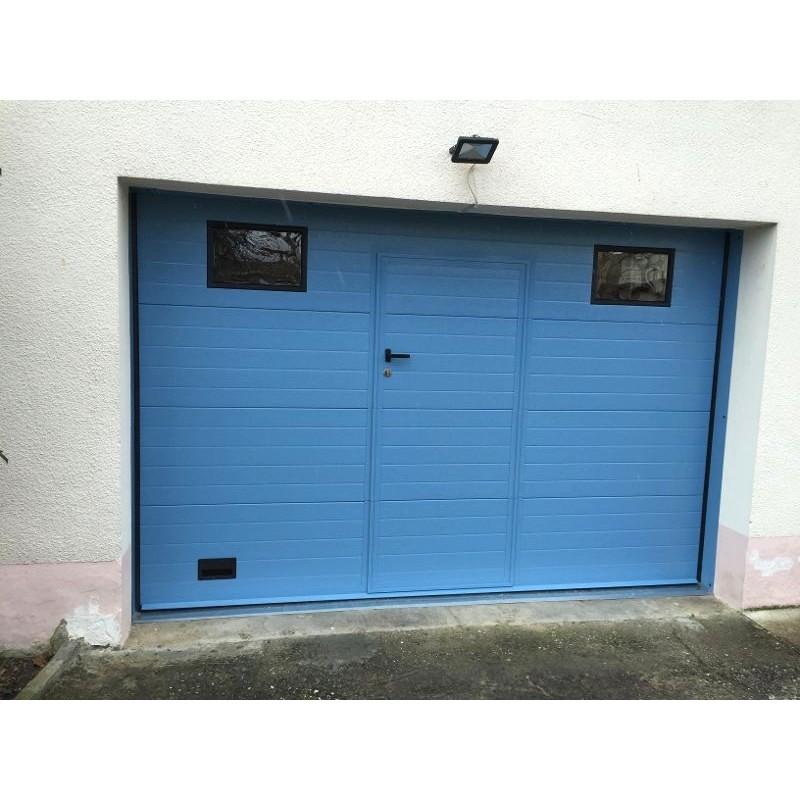 Porte de garage sectionnelle 57