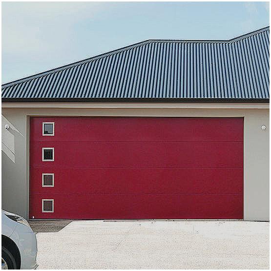 Hublot porte de garage sectionnelle 42