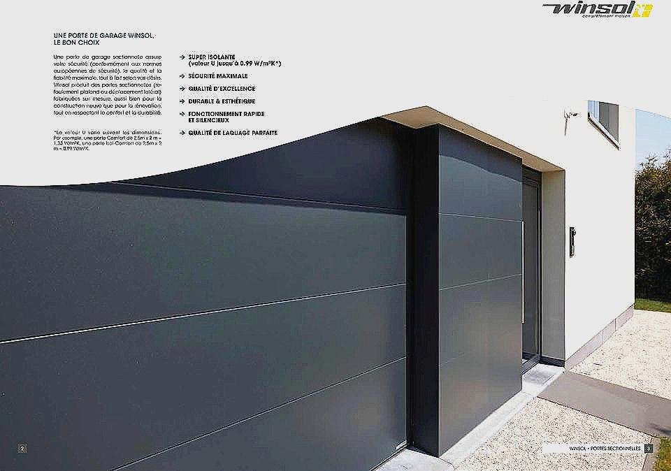 bas de porte de garage basculante bois eco. Black Bedroom Furniture Sets. Home Design Ideas