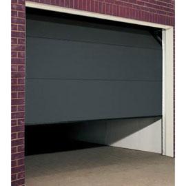 Castorama porte de garage sectionnelle