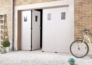 poign e porte de garage brico depot bois eco. Black Bedroom Furniture Sets. Home Design Ideas