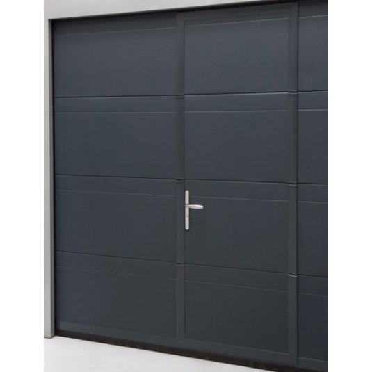 Porte de garage sectionnelle la toulousaine prix