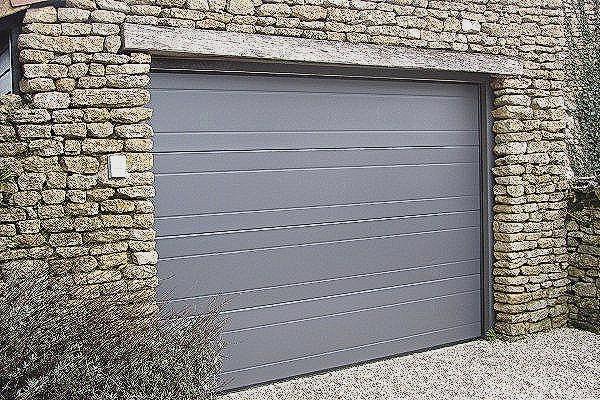Avis porte de garage sectionnelle corfou