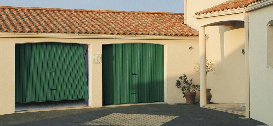 Porte de garage novoferm tarif