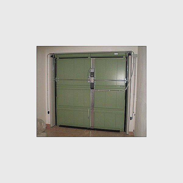 Installation porte de garage tubauto