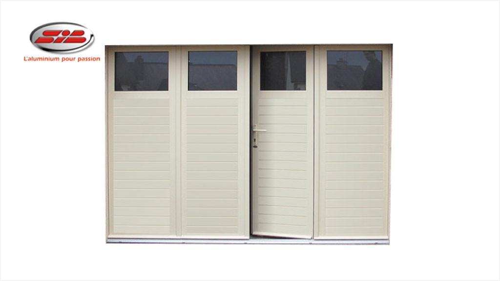 Porte de garage sectionnelle orleans