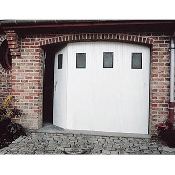 Porte de garage coulissante 3m50