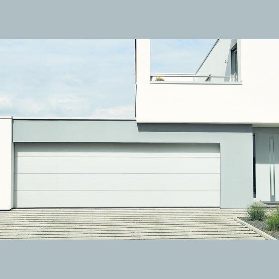 Porte de garage sectionnelle 5m 5m