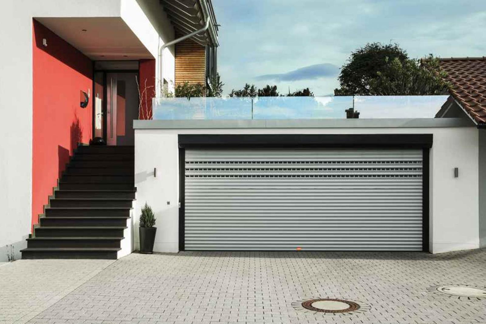 Porte de garage enroulable lyon
