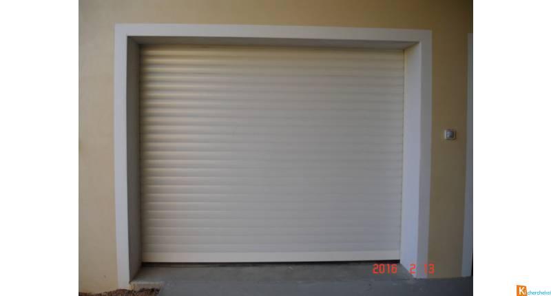 Porte de garage motorisée occasion