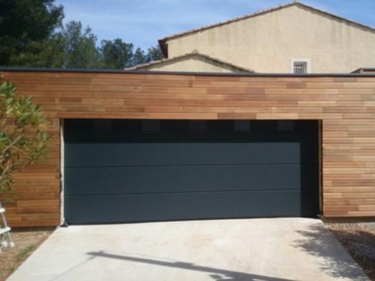 Porte de garage enroulable 4 metres prix