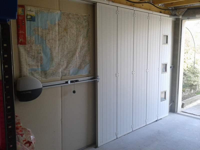 Barre de seuil pour porte de garage leroy merlin