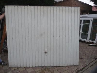 Porte de garage occasion