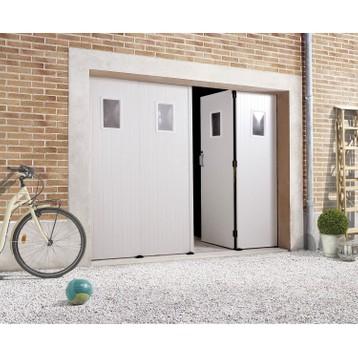 Porte de garage a prix discount