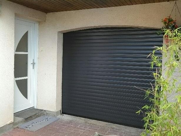 Porte de garage enroulable rouen