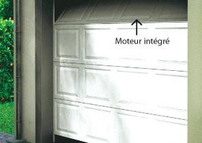 Porte de garage basculante hauteur 190 bois eco - Porte de garage sectionnelle 200 300 ...