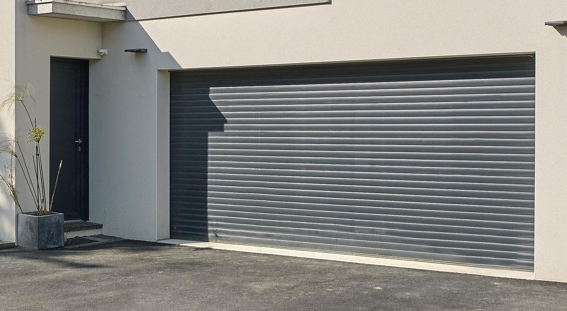 Porte de garage enroulable 300 x 200