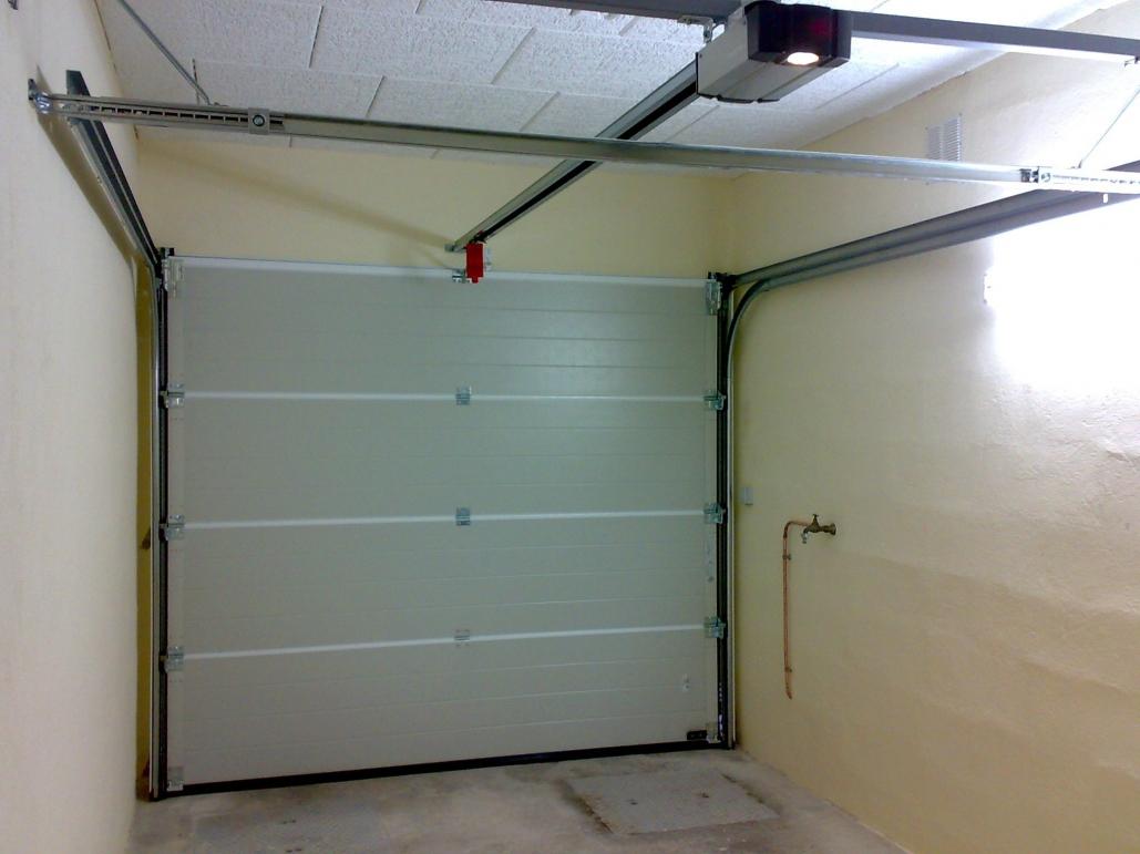 Porte de garage sectionnelle le boncoin