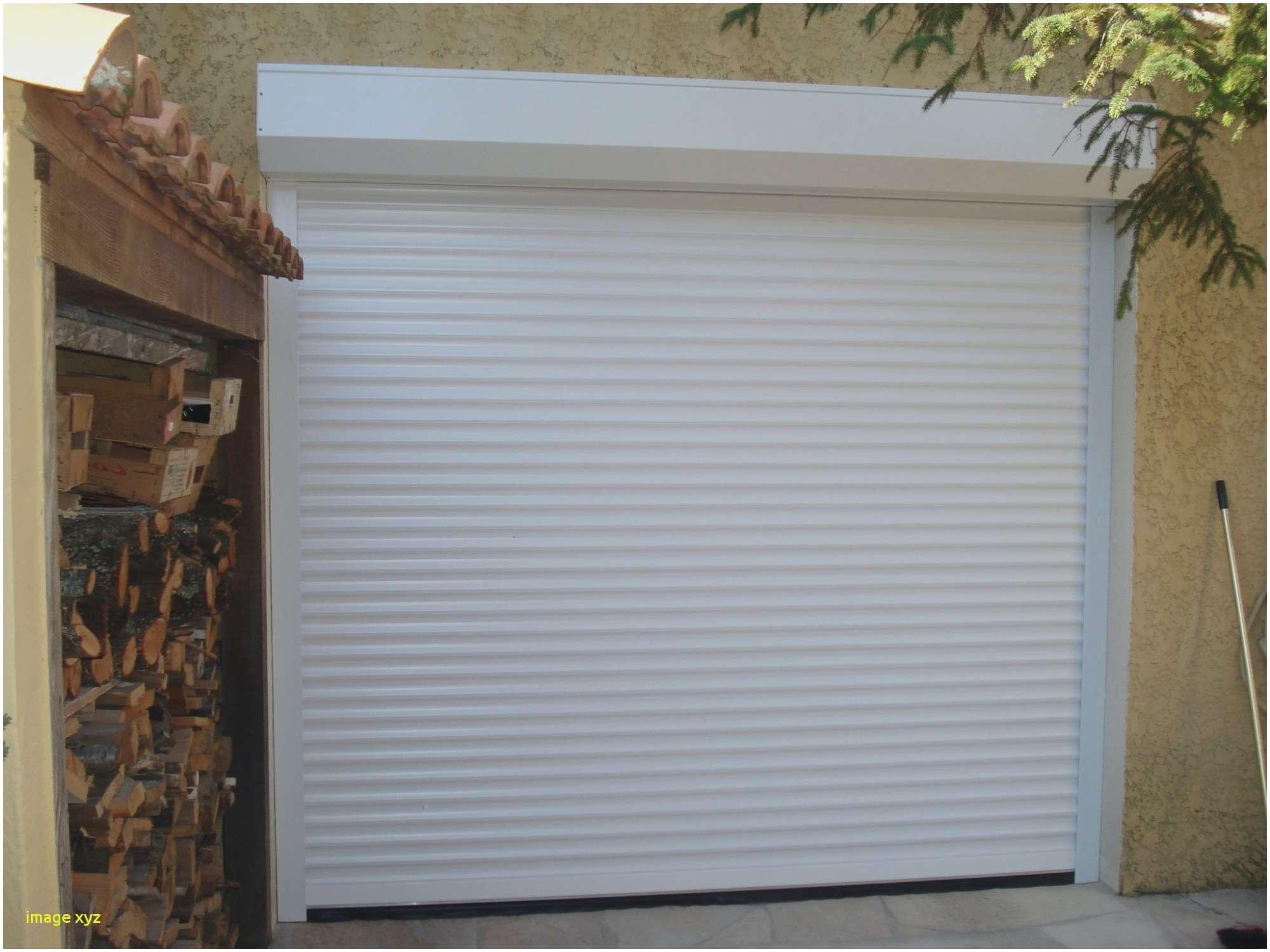 Porte de garage sectionnelle dalton