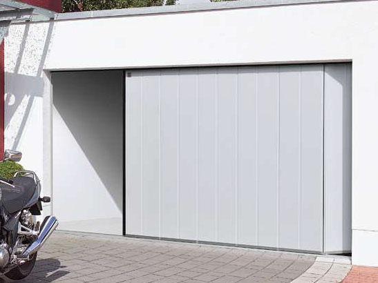 Porte de garage sectionnelle hormann ral 7016