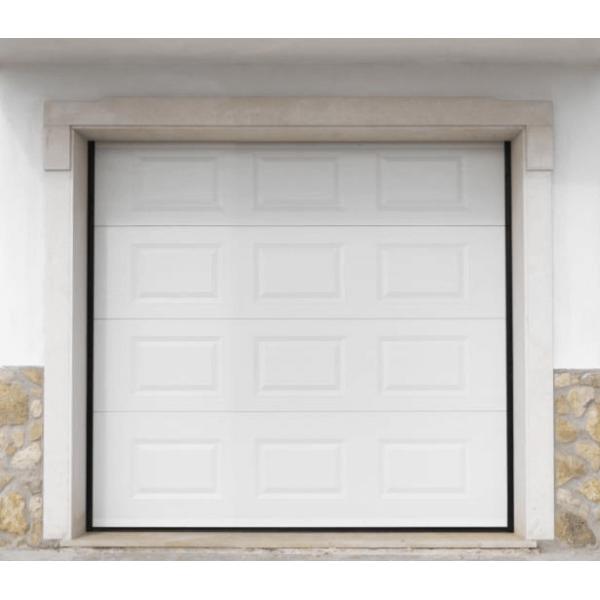 Solde porte de garage sectionnelle motorisée