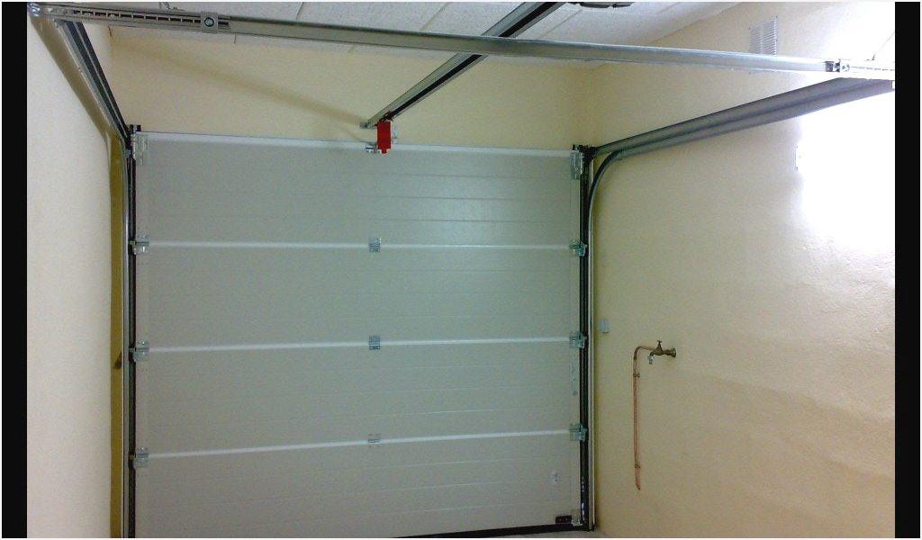 Que choisir porte de garage sectionnelle