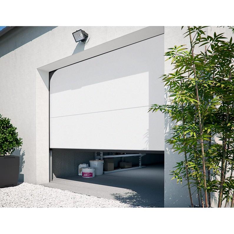 Combien de temps pour poser une porte de garage