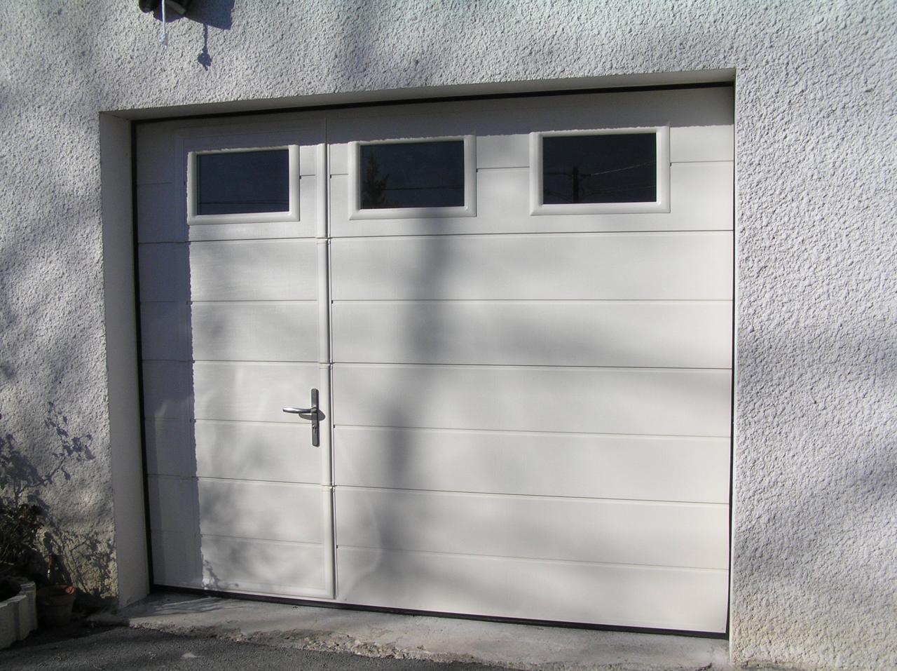 Devis pose porte de garage basculante castorama