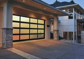 meilleur porte de garage sectionnelle bois eco. Black Bedroom Furniture Sets. Home Design Ideas