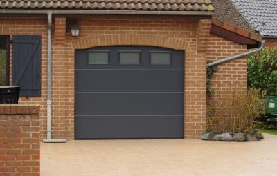 Porte de garage sectionnelle 400