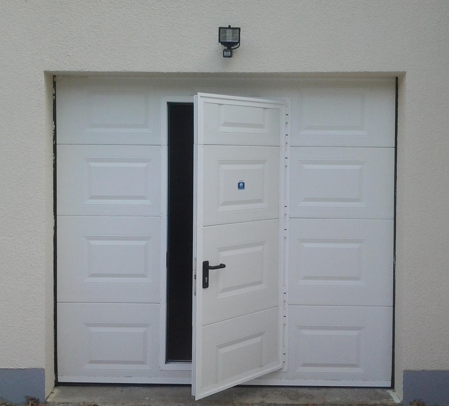 Porte de garage sectionnelle 62