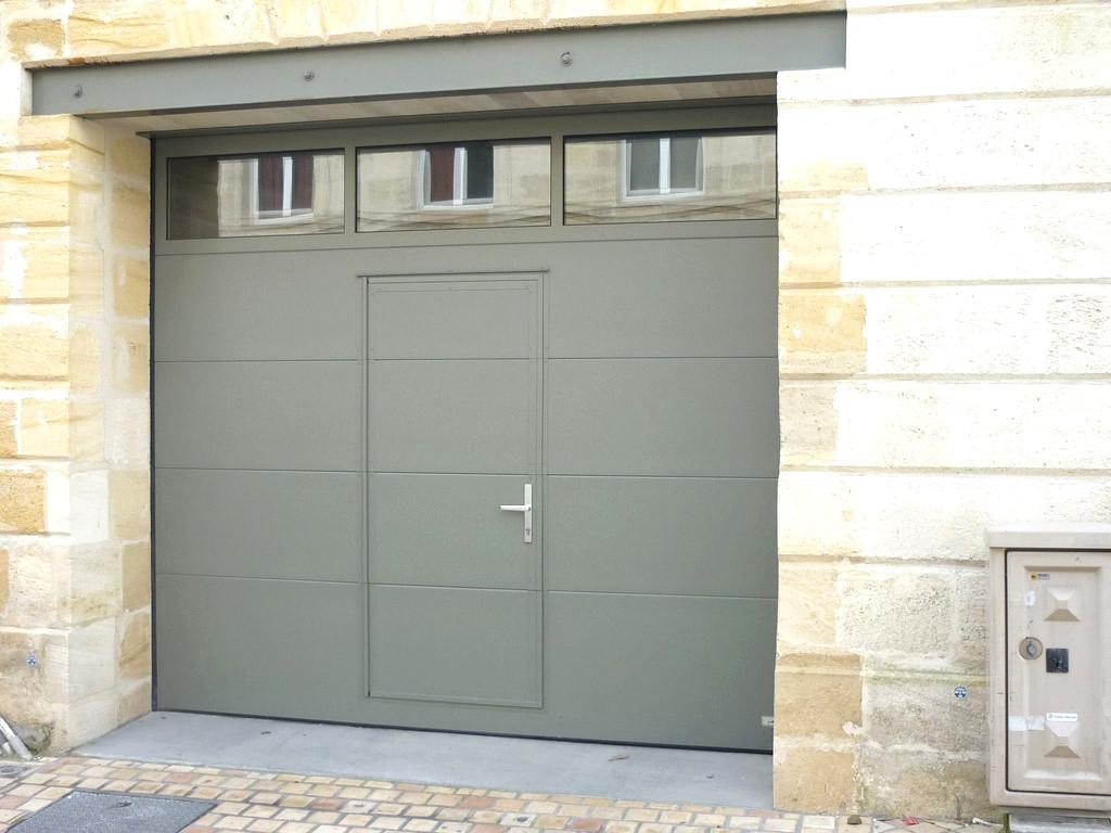 Motorisation porte de garage sectionnelle castorama