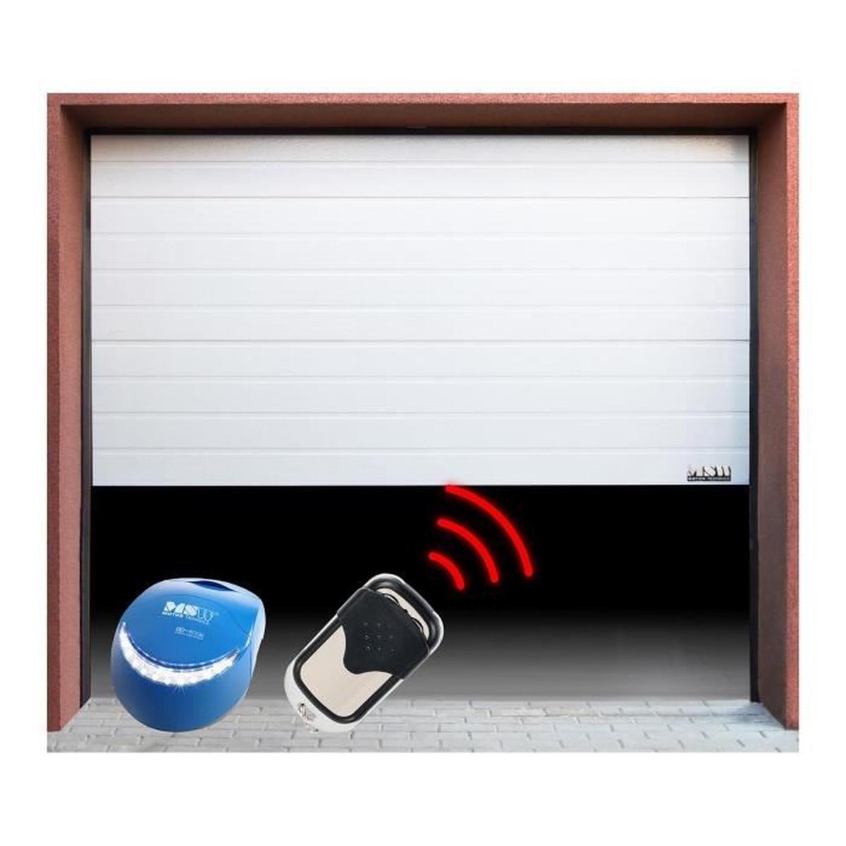 Cdiscount porte de garage sectionnelle