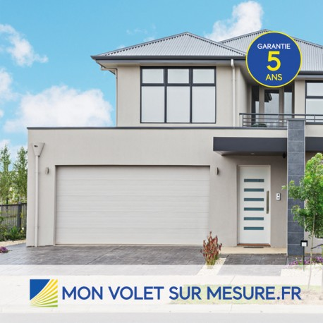 Vente de porte de garage sectionnelle