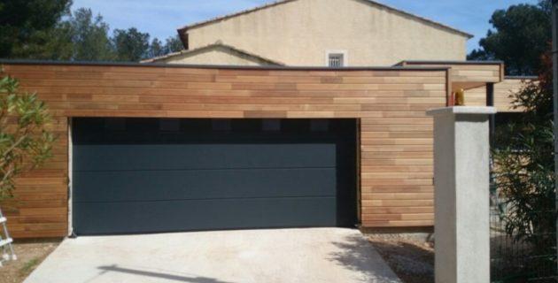 Choisir une porte de garage sectionnelle