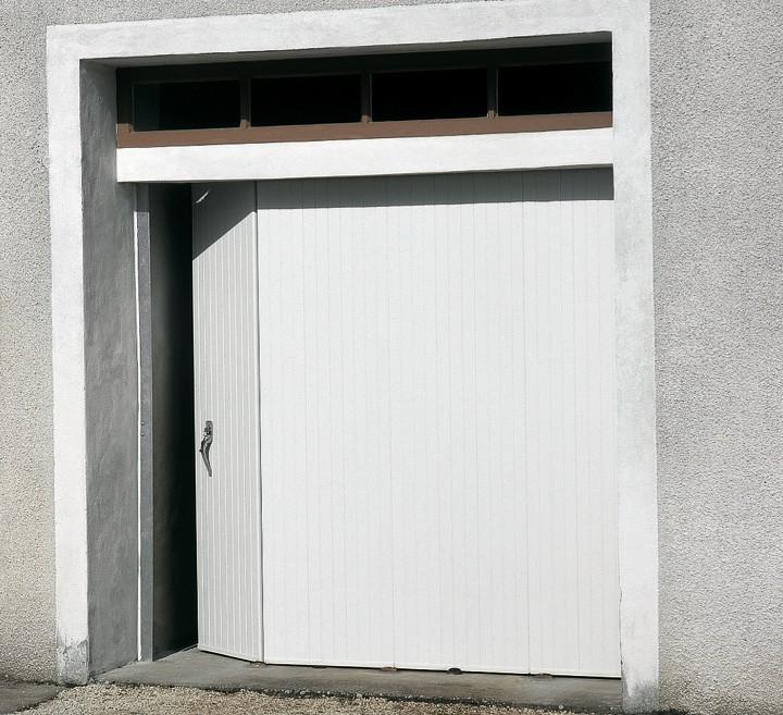 Porte de garage sectionnelle seine et marne