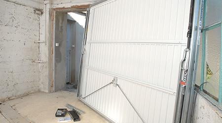Porte de garage 3m basculante