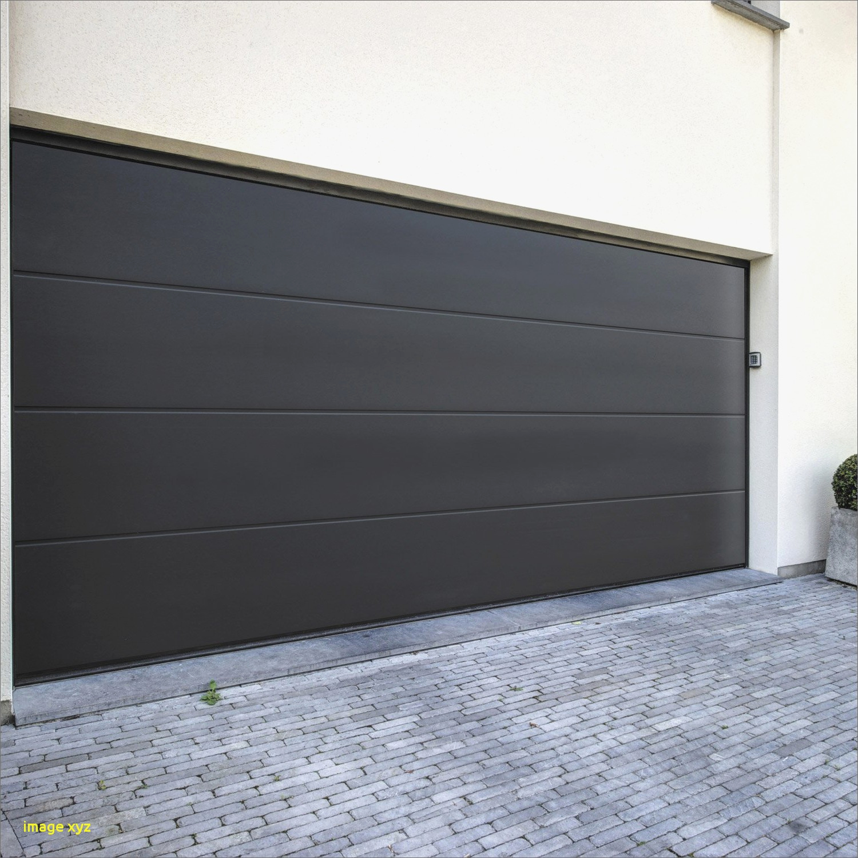 Porte de garage basculante largeur 3 metres