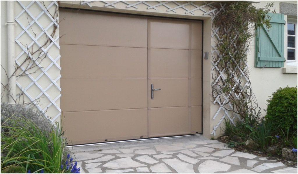 Porte de garage sectionnelle motorisée gypass prix